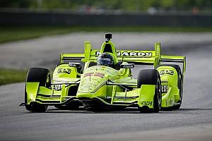 IndyCar Breaking news Cindric impressed by Keselowski's IndyCar test