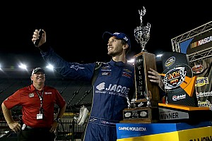 NASCAR Truck Interview Ben Kennedy: First NASCAR win was