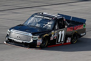 NASCAR Truck Breaking news Midwest dirt racing talent Griffin tapped by Red Horse Racing for Eldora
