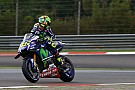 Rossi defends qualifying strategy after missing out on pole