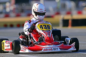 Kart Breaking news Askew dominates DD2 qualifying, d'Orlando brothers take front row in Junior MAX