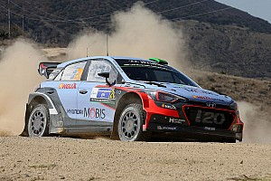 WRC Preview Hyundai Motorsport aims for Argentina podium after strong WRC season start