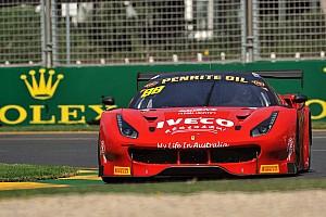 Endurance Breaking news Ferrari squad lodges first 2017 Bathurst 12 Hour entry