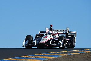 IndyCar Отчет о тренировке Кастроневес доминировал во второй тренировке в Сономе