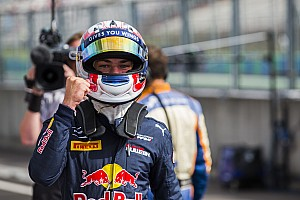 GP2 Qualifying report Hungary GP2: Gasly takes crushing pole in qualifying
