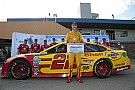 NASCAR Sprint Cup Logano edges Johnson for Michigan pole
