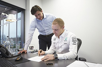 Formula 1 Analysis: Is Bottas a Mercedes stop-gap, or its long-term future?