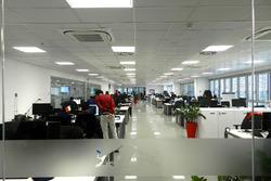 Office in the Scuderia Toro Rosso workshop