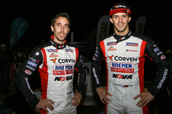 Matias Rossi, Donto Racing Chevrolet and Esteban Guerrieri