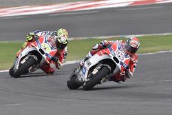 Андреа Довіціозо, Ducati Team, Андреа Іанноне, Ducati Team