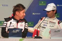 WEC fuji, press conference