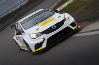 TCR Photos - Opel Astra TCR