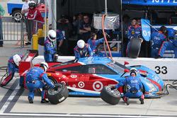 #01 Chip Ganassi Racing Riley DP Ford: Lance Stroll, Alexander Wurz, Brendon Hartley, Andy Priaulx
