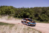 ERC Foto - Alex Filip, Renault Clio R3T