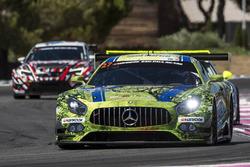 #27 SPS automotive-performance Mercedes AMG GT3: Valentin Pierburg, Lance-David Arnold, Alex Muller, Tom Onslow-Cole, Stéphane Kox