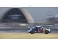 Global Rallycross Photos - Kevin Eriksson, Honda
