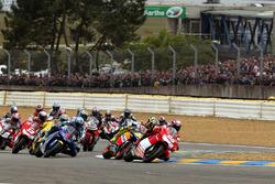Loris Capirossi, Ducati Team leads