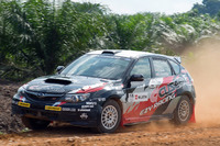 Other rally Photos - Sanjay Takale, Noriko Takeshita, Subaru Impreza WRX, Cusco Racing