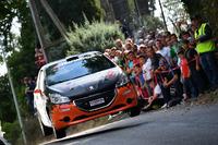 CIR Foto - Andrea Vineis, Alessio Rodi, Peugeot 208 R2B #16,