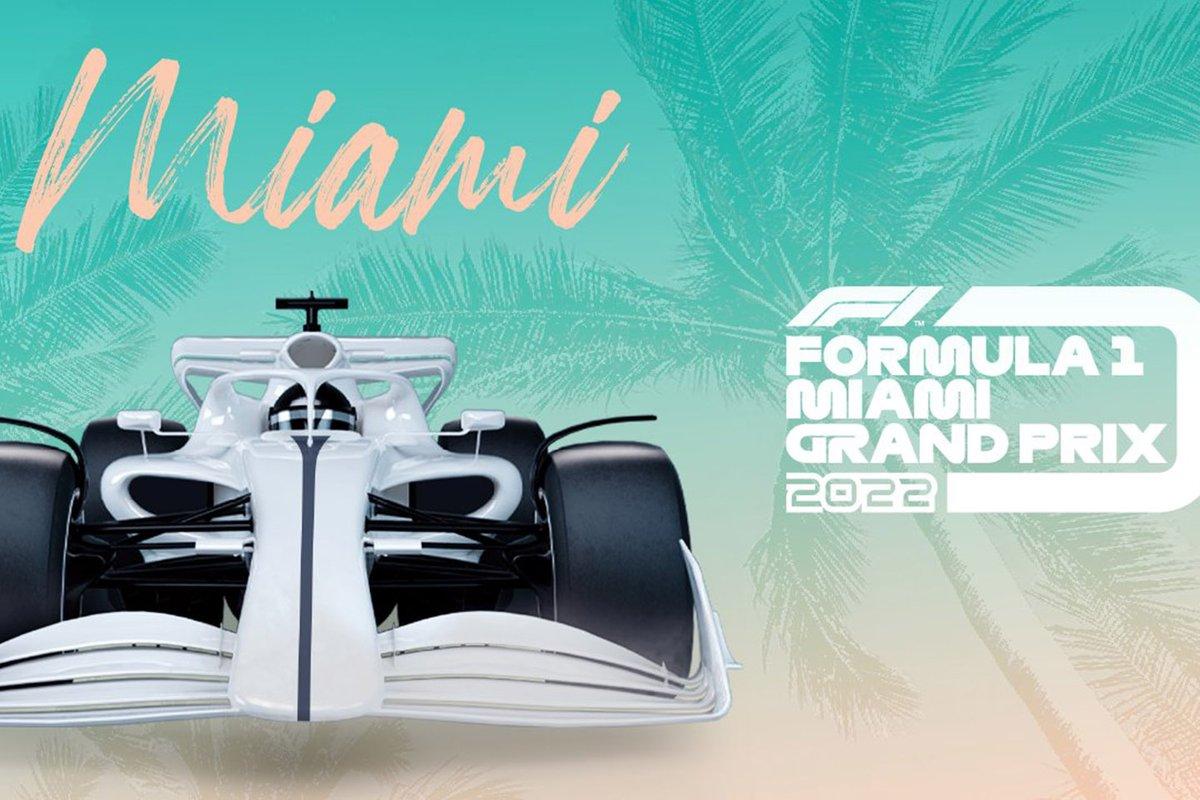 Anuncio del circuito de Miami