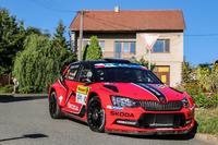ERC Foto - Jan Kopecky, SKODA Fabia R5