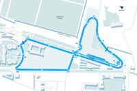 フォーミュラE 写真 - Marrakesh ePrix layout