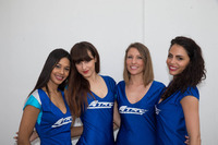 European Truck Photos - Lovely grid girls