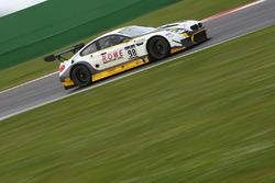 Stef Dusseldorp, Nick Catsburg, BMW M6 GT3, Rowe Racing