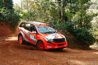 Indian Rally Photos - Amittrajit Ghosh, Ashwin Naik, Mahindra SUV 500