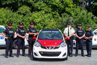 Nissan Micra Cup Photos - Project E.R.A.S.E.-affiliated police officer to compete in Micra Cup