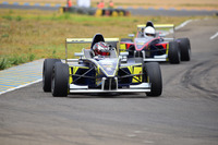 Indian Open Wheel Photos - Race 2 in action