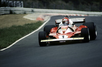 Formula 1 Photos - Niki Lauda, Ferrari 312T2