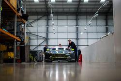 Aston Martin V8 Vantage GTE Challenger