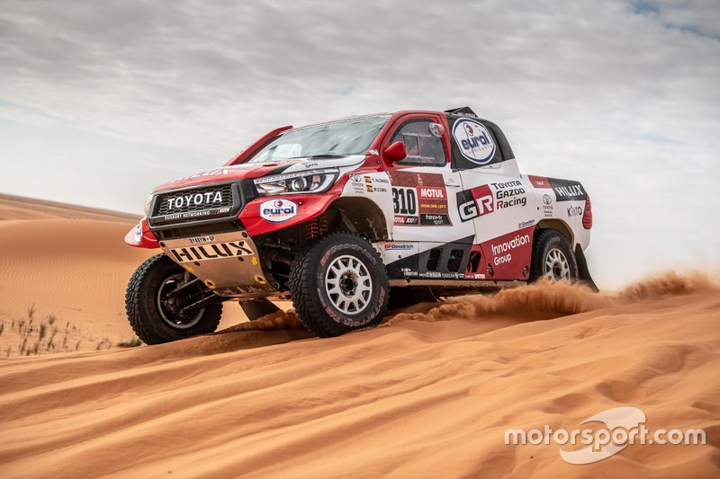 Portuguese Goncalves dies after crash in Dakar Rally