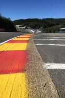 Formula 1 Photos - Eau Rouge track detail