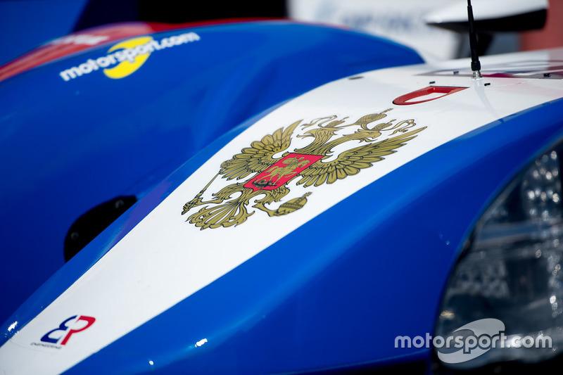 27 SMP Racing BR01 - Nissan: Maurizio Mediani, Nicolas Minassian ...