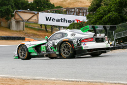 perfect pit stop propels no 33 dodge viper gt3 r to sixth place finish at laguna seca. Black Bedroom Furniture Sets. Home Design Ideas