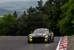 #88 Haribo Racing Team - AMG, Mercedes-AMG GT3: Uwe Alzen, Lance David Arnold, Maximilian Götz, Jan Seyffarth