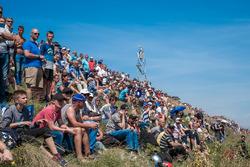 Spectators, dune