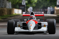 Vintage Photos - McLaren Honda