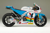 Other bike Photos - Bruce Anstey, Honda RC213V-S