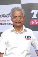 Other bike Photos - Arvind Pangaonkar, TVS Racing Team Head