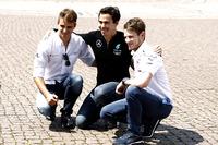 DTM Photos - Nico Müller, Robert Wickens, Marco Wittmann