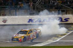 Kyle Busch, Joe Gibbs Racing Toyota race winner