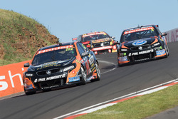 Nick Percat and Cameron Mcconville, Lucas Dumbrell Motorsport Holden