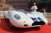 Vintage Photos - 1959 Jaguar Lister Costin
