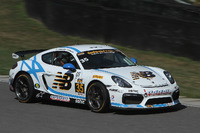 IMSA Others Photos - #35 CJ Wilson Racing Porsche Cayman GT4: Tyler McQuarrie, Tilt Bechtolscheimer