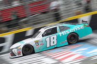 NASCAR XFINITY Photos - Denny Hamlin, Joe Gibbs Racing Toyota