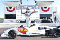 USF2000 Photos - Race winner Anthony Martin