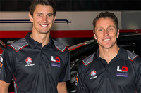 Supercars Photos - Nick Percat and Cameron McConville